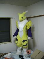 renamon by ajisai-rebellion