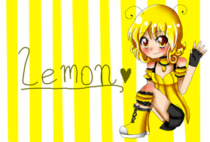 *~Mew Lemon~* by Seizure-Salads