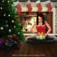 Christmas 2013 Final Square by metalmaster