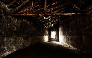 Light in the Attic by stengchen
