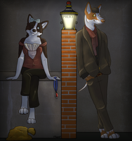 The Law's Glow by Toucat