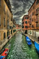 Venice 4 - HDR by Ageel