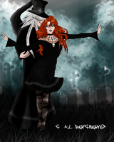 Graveyard Dance by obscurepairing