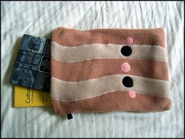 Surprised Bacon iPad Case by quacked