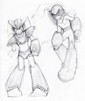 Sketch on free time by whitmoon