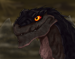 Zilla by PlagueDogs123