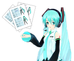 Miku Default Catalog Ver. 1.00 DL by Xoriu