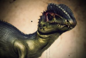 Preview Dilophosaurus by MDefour