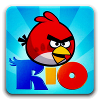 Angry Birds - Rio by hexdef101