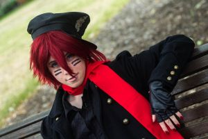 Akaito Shion by MFM-Photography