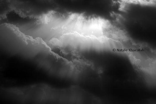 Obscured by Clouds by NatalieKhairallah