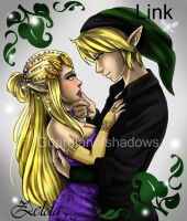 Legend of Zelda by GuardianOfShadows