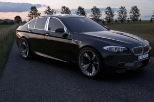 BMW M5 2012 by RenderPilot