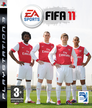 FIFA 11 - Perfect Four by Puebla