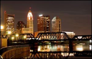Columbus, Ohio by elginx