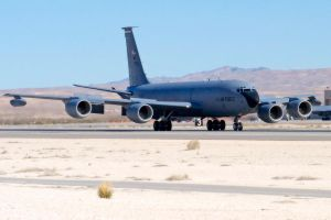 KC-135 Rollout by Atmosphotography