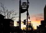 Downtown Albuquerque Sunset by tmulcahy