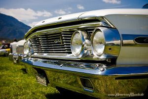 Ford Galaxie Chrome by AmericanMuscle