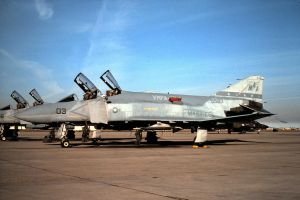 Marine Fighter Attack 112 F-4S by F16CrewChief