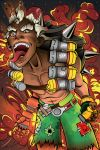 Junkrat overwatch by Fresco24