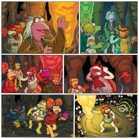 Fraggle Rock Page 7 by HeidiArnhold