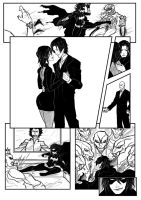 Ideas You'll Never See Cassandra Cain Page 2 by Schwartzwald