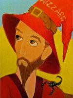Rincewind, The Last Continent by KikiVaughan