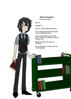Allan Kingsley by M-T0WN