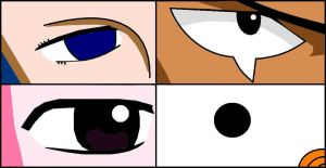 Guess the celestral eyes by streetzdanzer