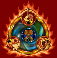 Ring of Fire by DETWERKS