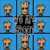 Groot-BradyBunch by Fellhauer