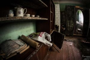 Home sweet home by no-trespassing