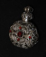 jewel flask by Meltys-stock