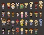 Select your character by DaKroG