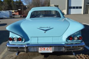 1958 Chevrolet Impala Convertible V by Brooklyn47