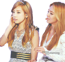 SNSD Hyoyeon and Taeyeon - Double Yeon ~PNG~ by JaslynKpopPngs