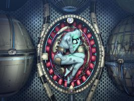 Constructa Egg001 by githos