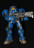Tychus Findlay 4 (StarCraft 2) by Tendranor