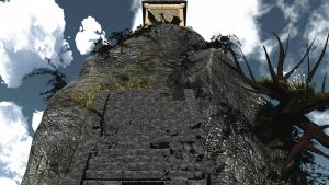 dragontower012815B by fractal2cry