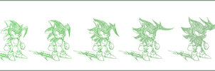 Sonic Expanse - ASHURA by Cylent-Nite