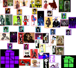 Homestuck Family Tree by bwilla