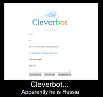 ::Cleverbot...he is Russia:: by XxStrawberryQueenxX