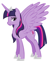 Princess Twilight by dlazerous