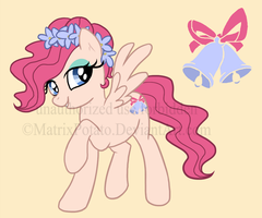 Posy Pink ref by MatrixPotato