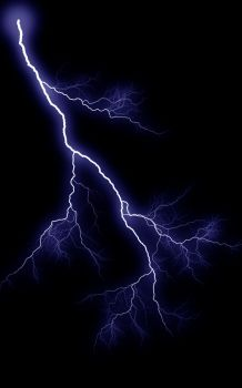 Lightning Graphic 1 by SB-Photography-Stock