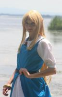 Zelda by the River by NieRieChie
