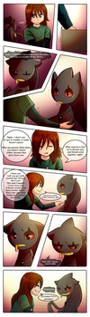 Pokecomic2 (Part 2) : Sticky cheese... by RiverSpirit456