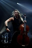 Apocalyptica at Tampere-talo 2 by Juzma
