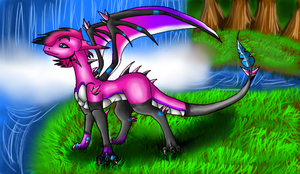 EF YOU, I'M PINK. by Iekeby