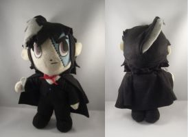 BlackJack plush commission by pandari